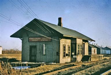 Seneca Castle depot