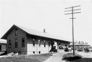 Canandaigua depot